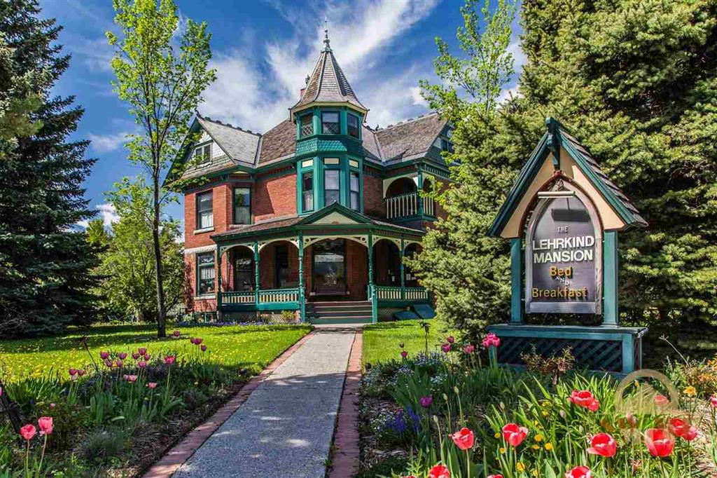Bozeman's Historical Lerhkind Mansion for Sale
