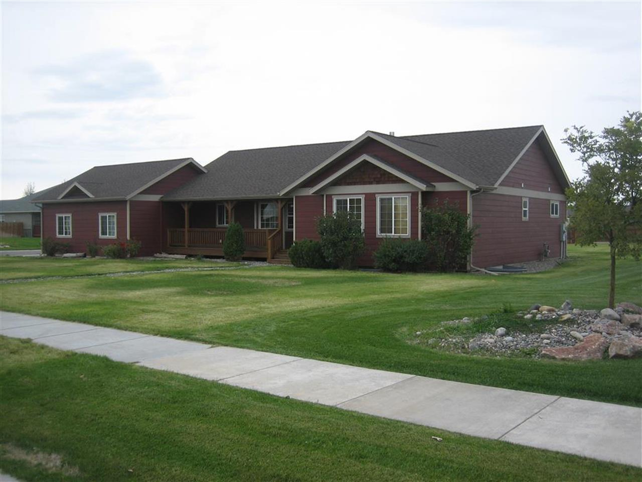 Eminence|Spacious Rancher on Large Lot for Sale in the Landmark Subdivision, Belgrade, Montana