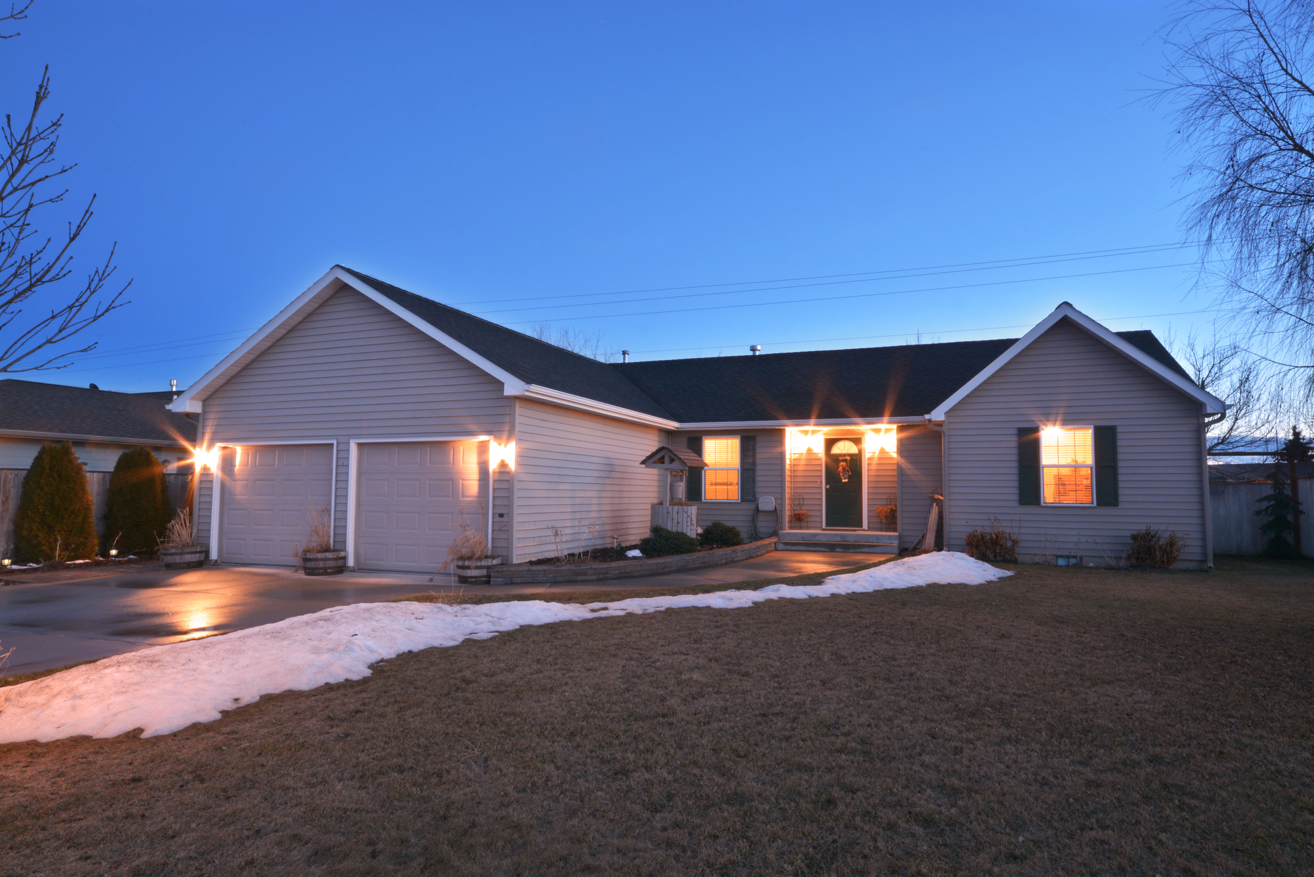 Welcome Home | 3bed/2bath Rancher in Belgrade, Montana Awaits You