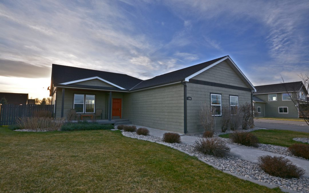 Stunning Rancher in the Highly Desirable Landmark Subdivision | Belgrade Montana Real Estate