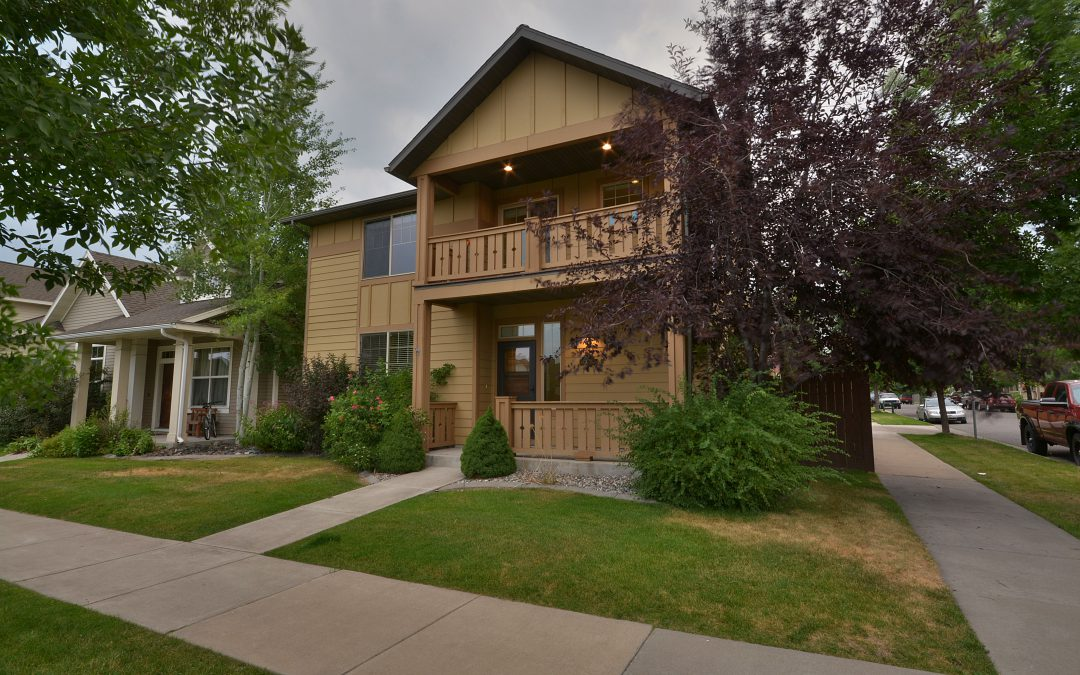 Baxter Meadows Home for Sale | Bozeman Montana
